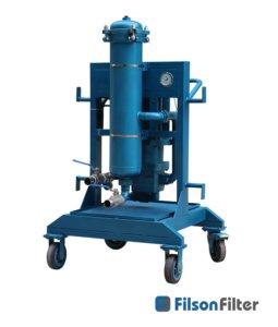 High Viscosity filtration system