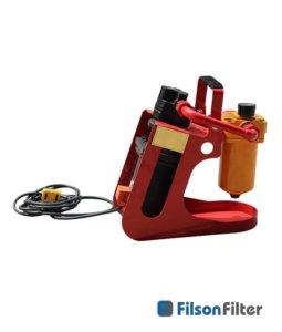 handheld oil filtration unit