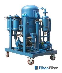oil dehydration system