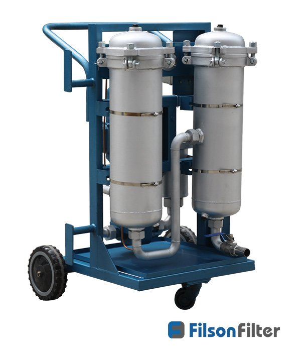 portable Transformer Oil Purifier