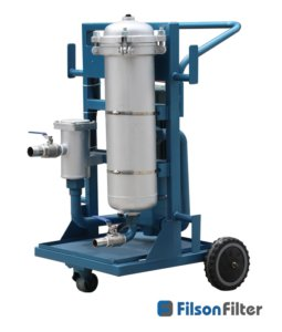 portable oil filtration systems