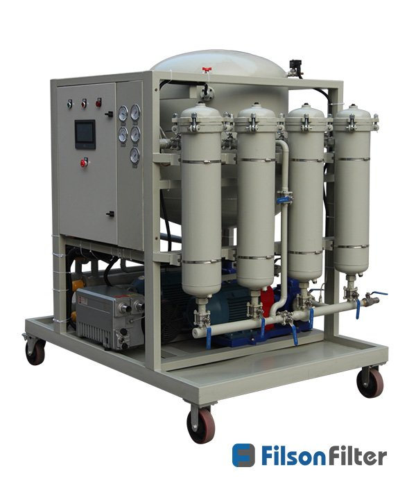 vacuum dehydration unit