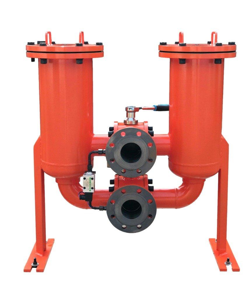 Low pressure Duplex Filter