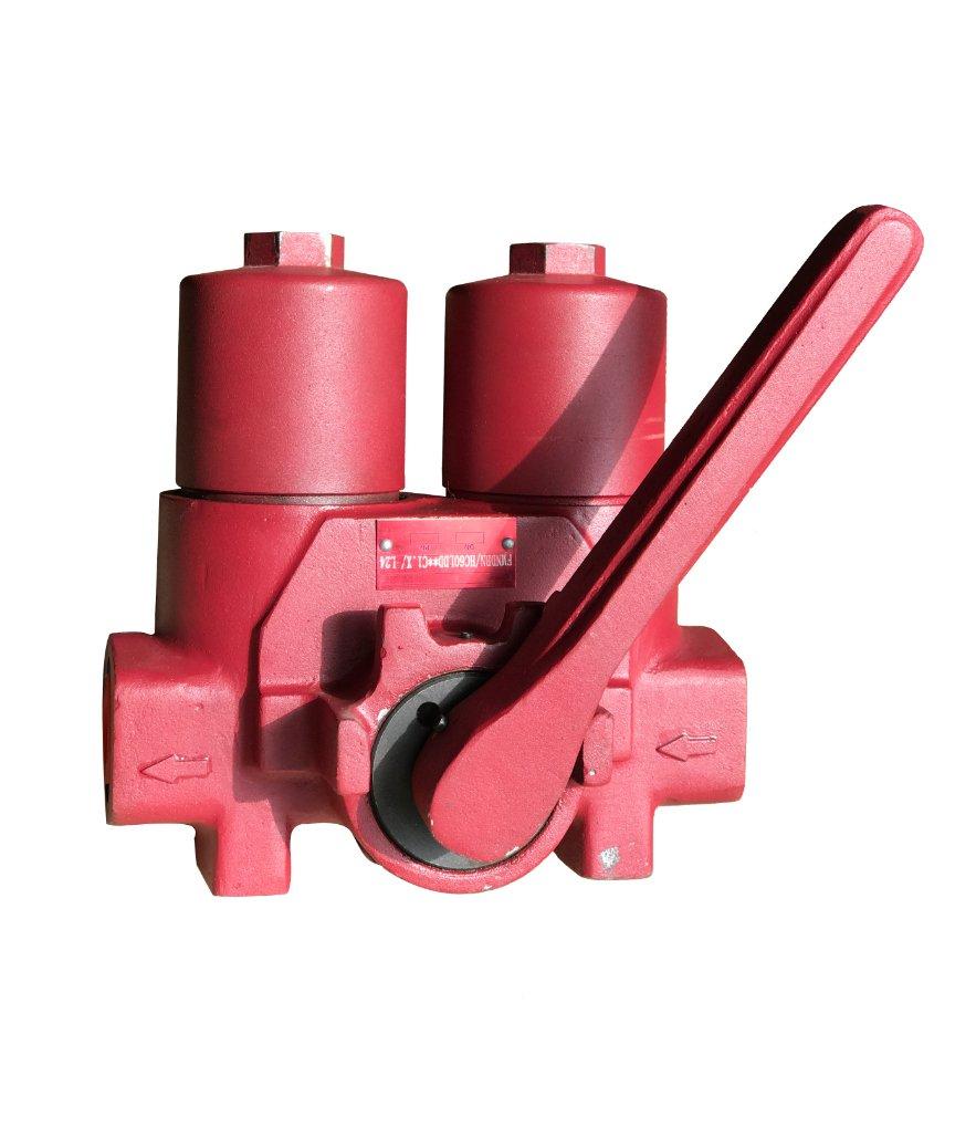 Medium Pressure Duplex Filters