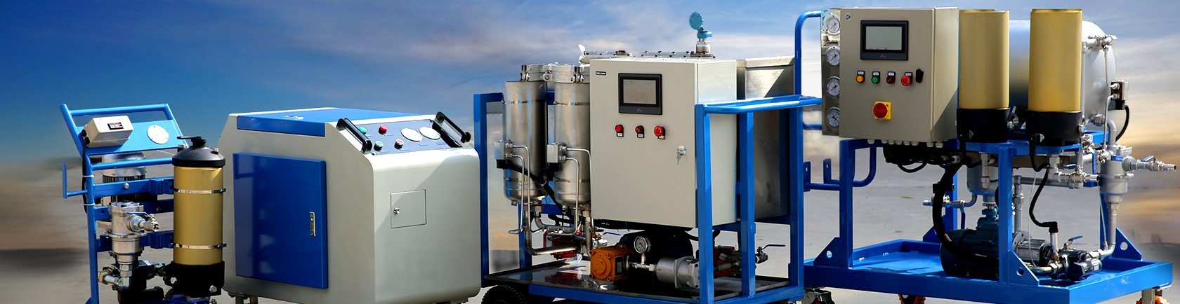 industrial oil filtration systems