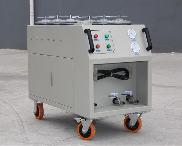 ISO standards filter cart