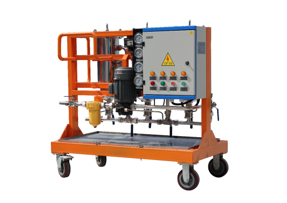 Multi-stage filtration systems