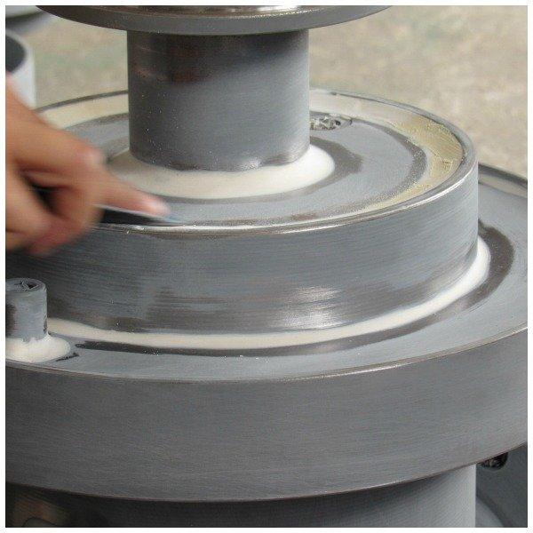 filter polishing