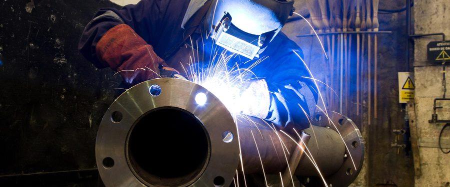 duplex filter welding manufacturing