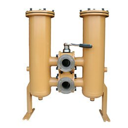 Low Pressure Duplex Filters
