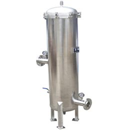 Fabricated simplex Strainer