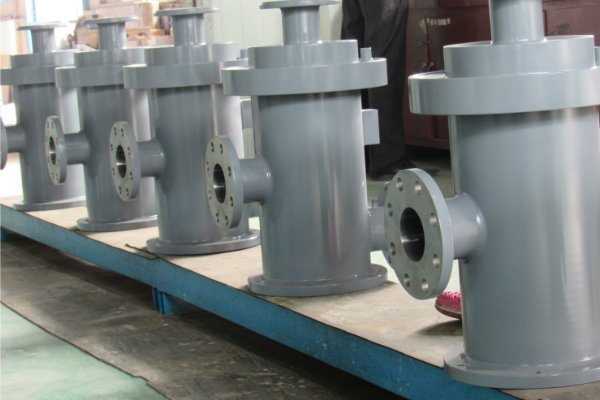 simplex strainer for marine