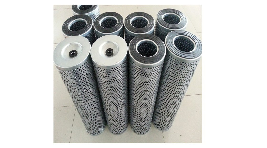Stainless steel hydraulic filter