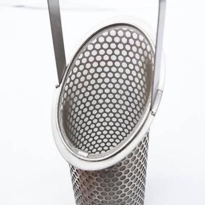 Basket-Filter cartridge