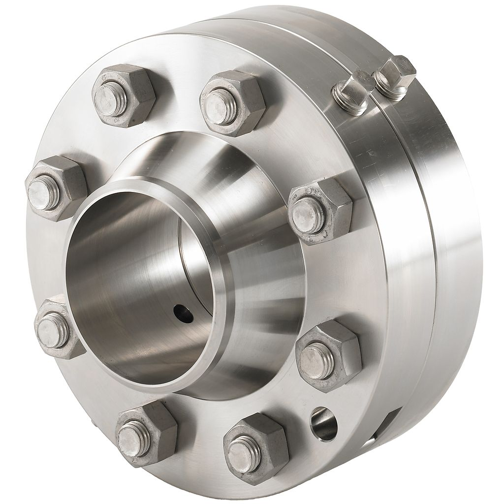 Figure 15 - Example of flanged connection