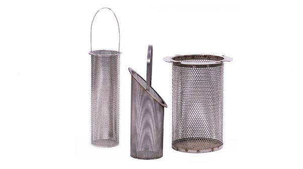 Basket Filter Element