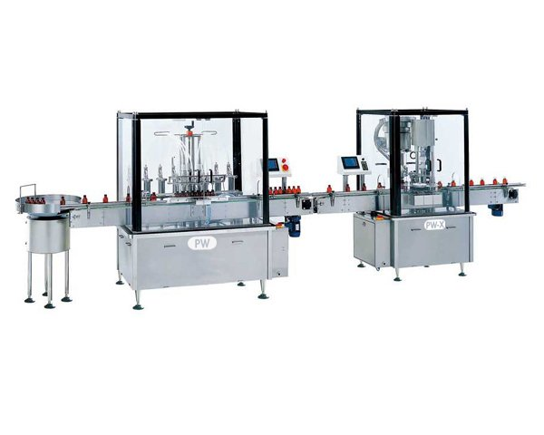 SaintyCo Oral Syrup Filling Line