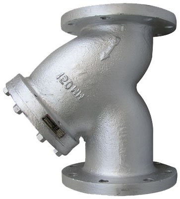 Figure 3-Y tyle simplex strainer