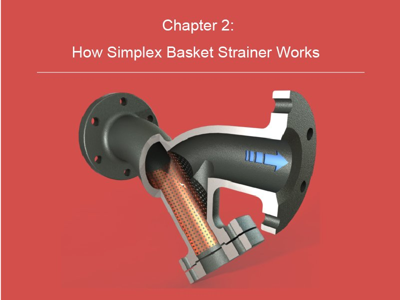 How Simplex Basket Strainer Works