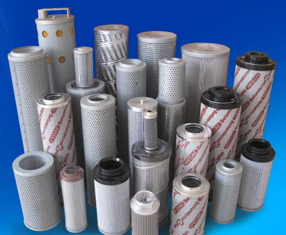 Different types of hydraulic oil filters