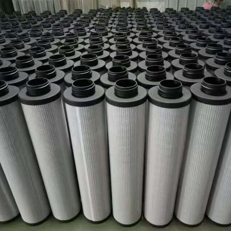 Cellulose hydraulic filter