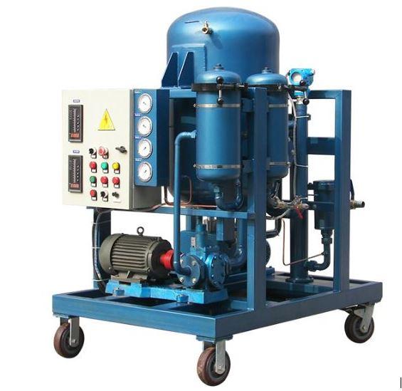 Vacuum dehydrator