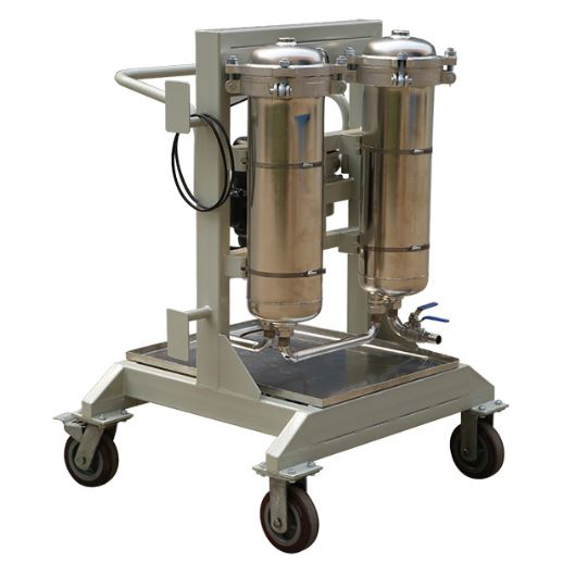 Portable Oil Filter B