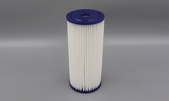 PP pleated filter