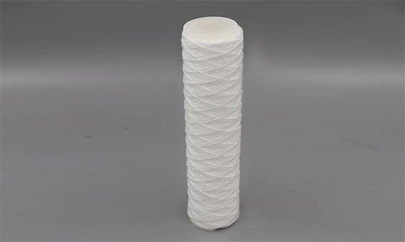 pp string wound filter cartridge