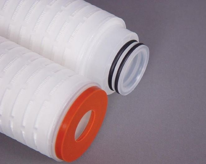 Fiberglass Pleated Filter Cartridge