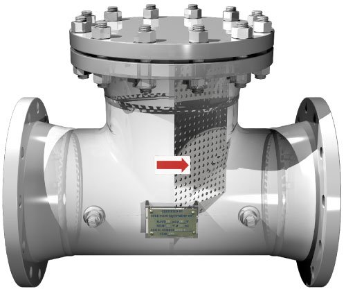 T strainers