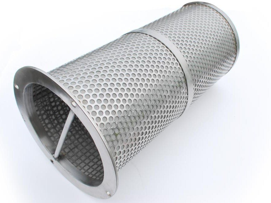 Basket strainer