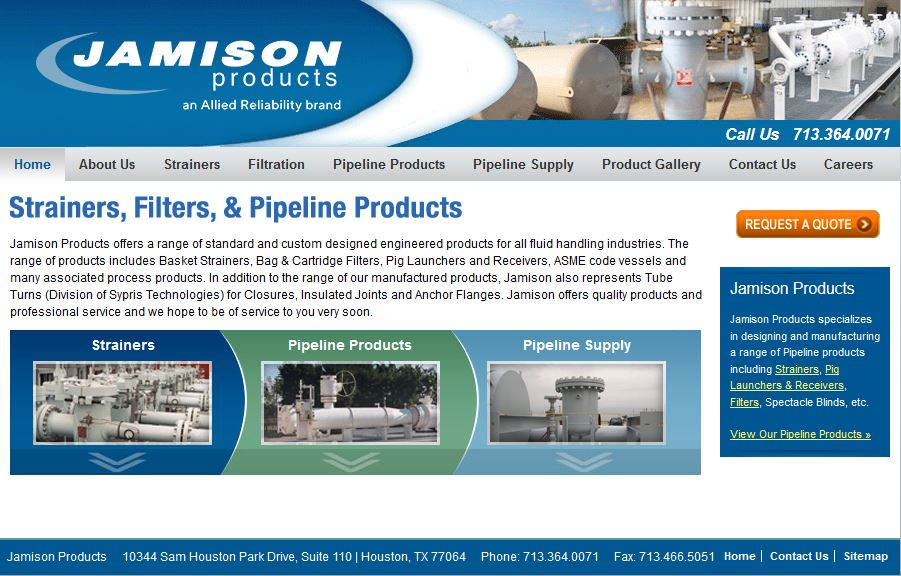 Jamison Products