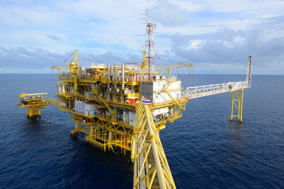Off shore oil production