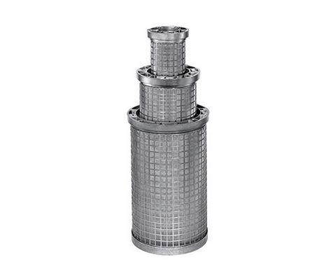 Multi mantle filter element