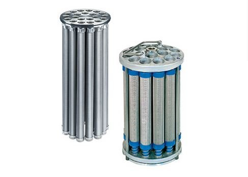 Candle filter element
