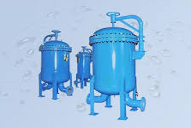 Oil water filter