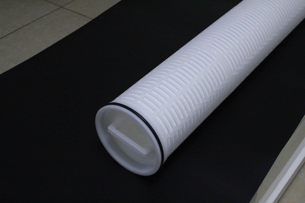 High flow filter element