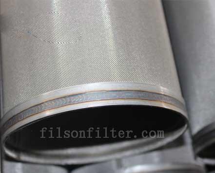 Sintered-Nickel-Filter