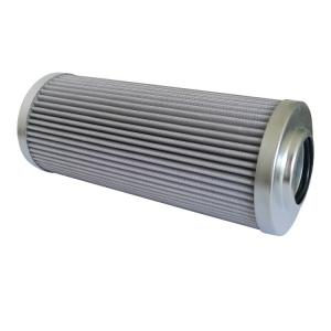 Metal filter cartridge