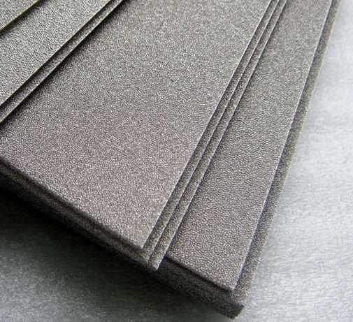 Sintered metal sheet