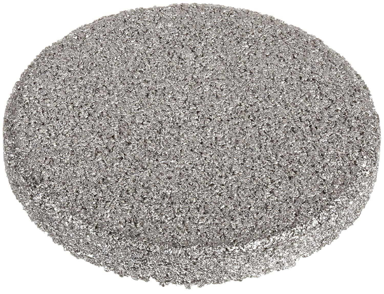 Stainless steel metal filter disc