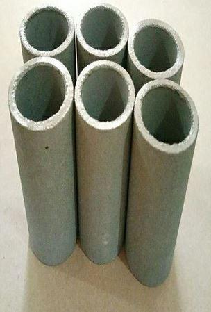 Sinterd metal tube