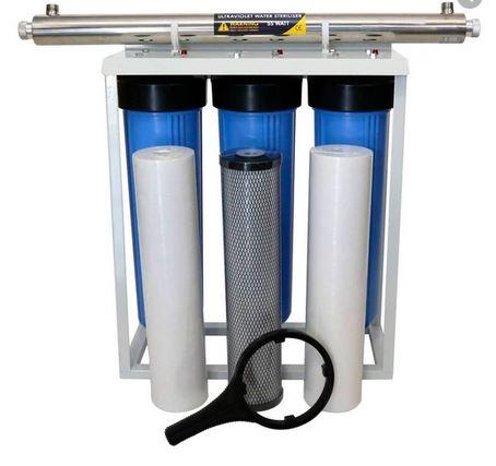 UV water filter system