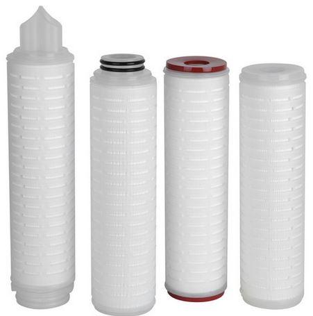 PP water filter cartridge