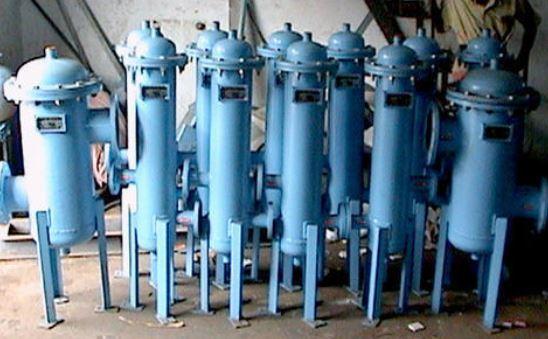 industrial filter housing