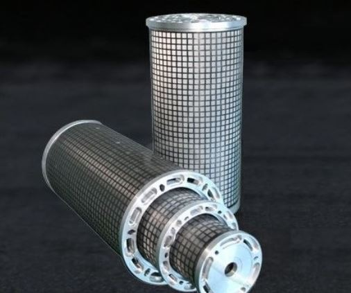 mechanical lube oil filters