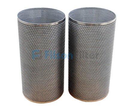 1. Sintered Mesh Filter Basket-