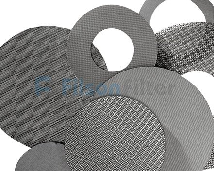 1. Sintered Stainless Steel Discs-