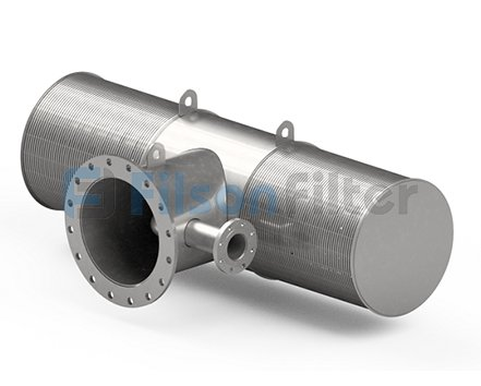 Wedge Wire Intake Screen